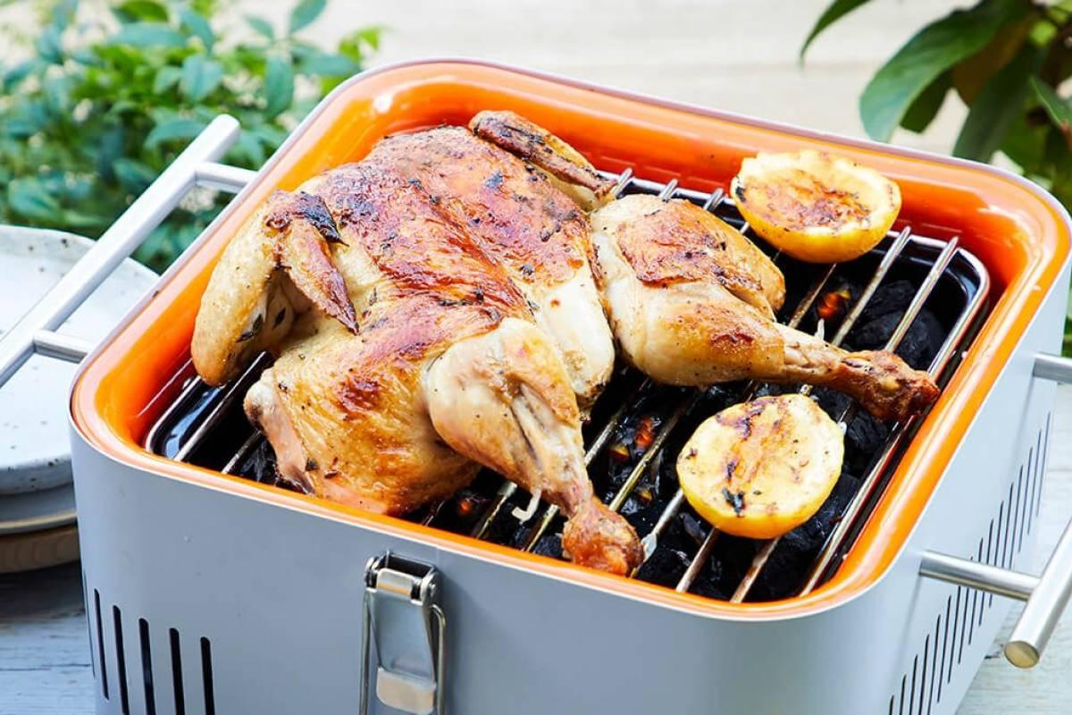 Garlic Thyme BBQ Chicken 02