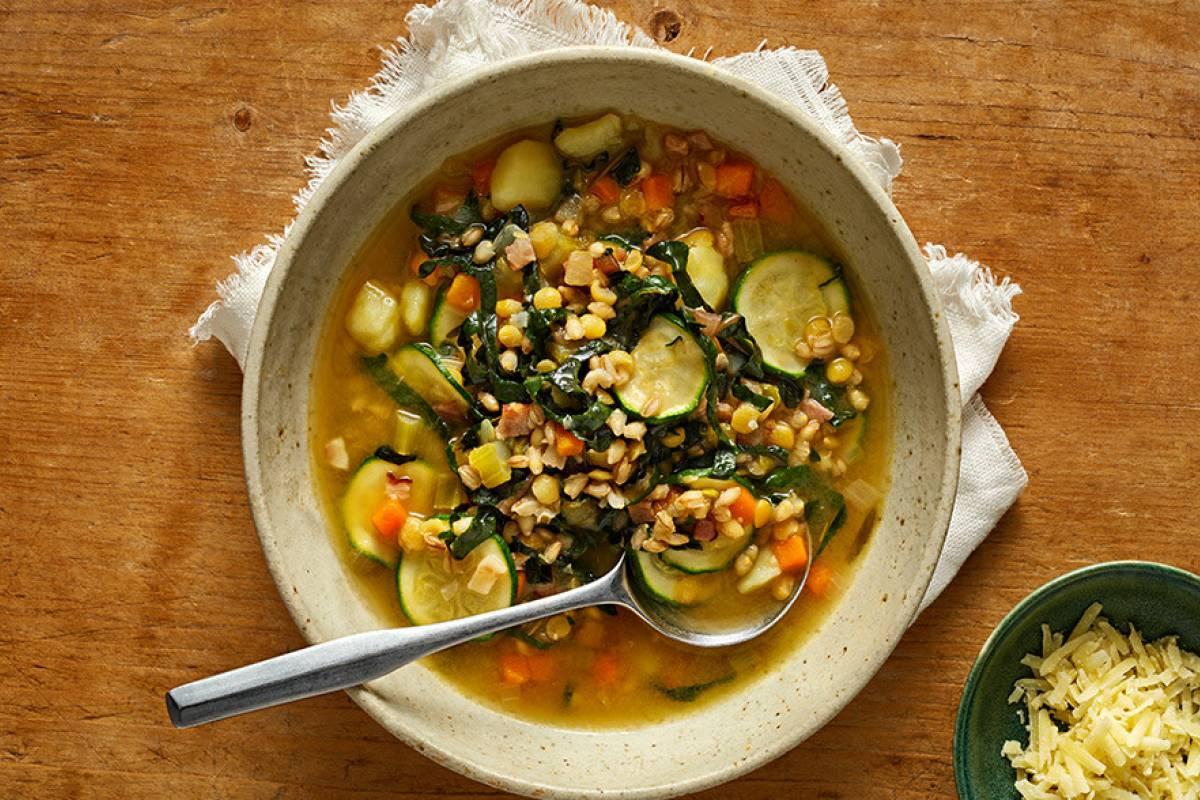 Mc Kenzies Hearty Vegetable Soup