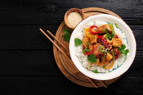 Kantong Honey Sesame Garlic